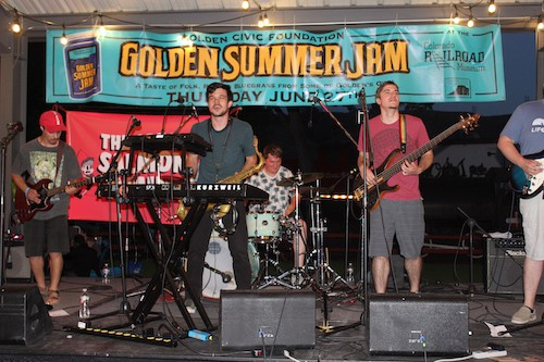 Summer Jam - The Golden Civic Foundation